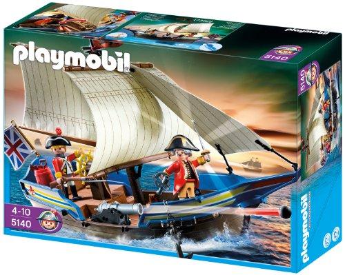 Playmobil 5140 - Rotrock-Kanonensegler