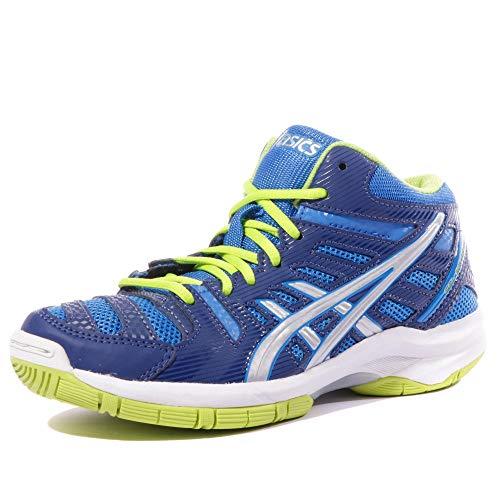 Asics - Zapatos Gel-Beyond 4MT GS, color azul, 15/16, turquesa, 1,5Y