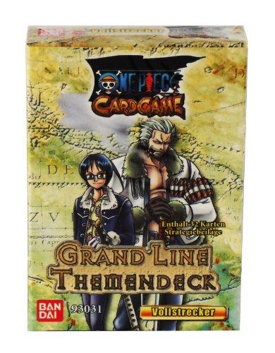 One Piece Grand Line Themendeck Vollstrecker (deutsch)