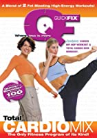 Quick Fix: Total Cardio Mix [DVD]