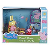 Peppa Pig - Set da sirena per feste in mare...