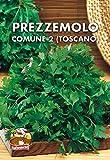 PREZZEMOLO Comune 2 (Toscano) Petroselinum crispum - SEMI