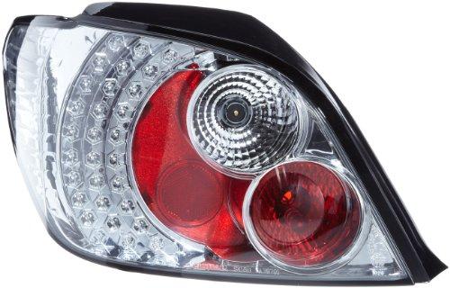 FK Automotive FKRLXLPG213 LED Feux arrière, Chromé