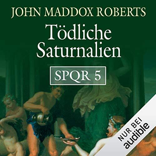 Tödliche Saturnalien Titelbild