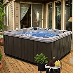 AMERICAN SPAS 7-PERSON 56-JET HOT TUB