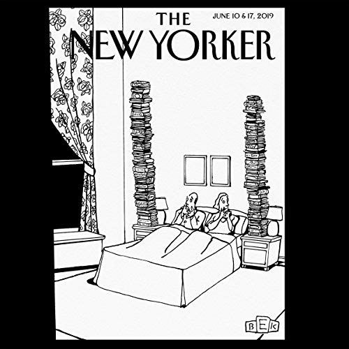 The New Yorker, June 10th and 17th 2019: Part 1 (Valeria Luiselli, Ta-Nehisi Coates, Jia Tolentino) cover art