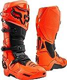 Fox - Stivali da Motocross Instinct, Colore: Nero