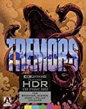 Tremors (2-Disc Limited Edition) [4K Ultra HD] [Blu-ray]