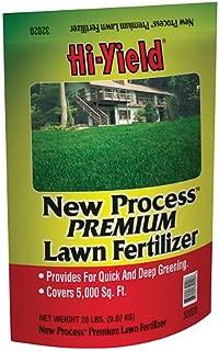 Hi-yield 32020 Premium Lawn Fertilizer New Process, 20 Lbs