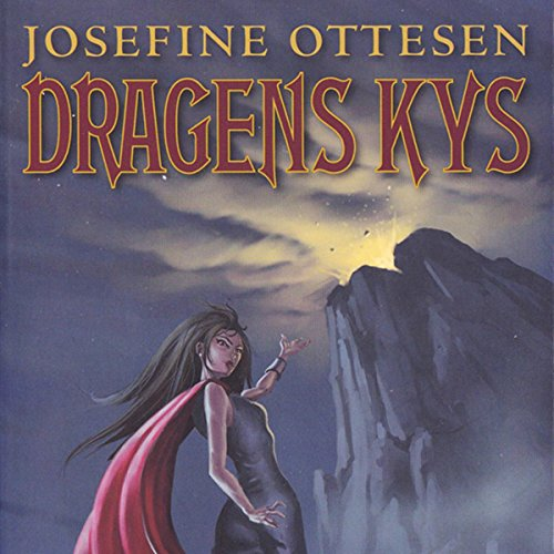 Dragens Kys audiobook cover art