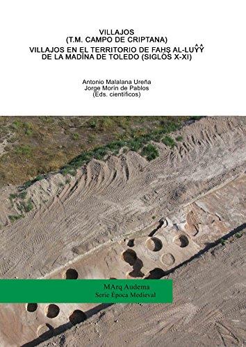 Villajos (T.M. Campo de Criptana). Villajos en el territorio de Fahs al-luyy de la Madina de Toledo (siglos X-XI)