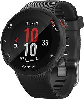 Garmin Forerunner GPS Heart Rate Monitor Running Smartwatch (Renewed)