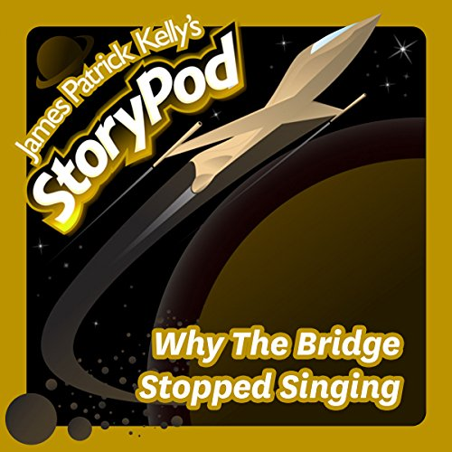 Why The Bridge Stopped Singing audiobook cover art