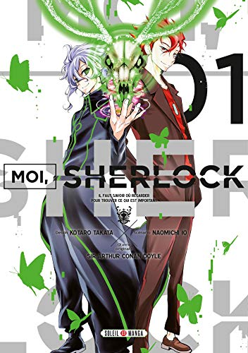 Moi, Sherlock Edition simple Tome 1