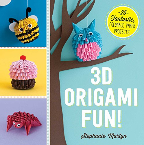 D4nok Free Download 3d Origami Fun 25 Fantastic Foldable