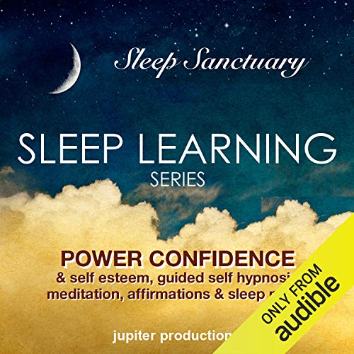 Power Confidence & Self Esteem audiobook cover art