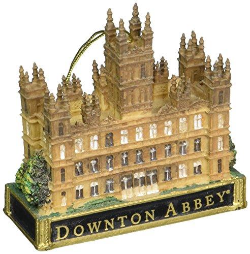 Downton Abbey Castle Ornament, 8,9 cm