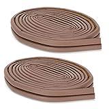 Shipenophy Tira De Sellado, Tiras De Puerta Resistentes A Altas Temperaturas Resistencia A La Corrosión para Aislamiento Acústico