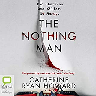 The Nothing Man cover art