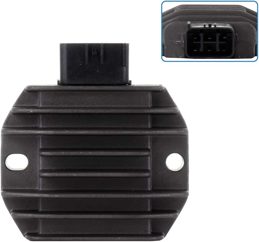 ECCPP Voltage Regulator Rectifier Fit New life for Kodia lowest price Yamaha 2000-2006
