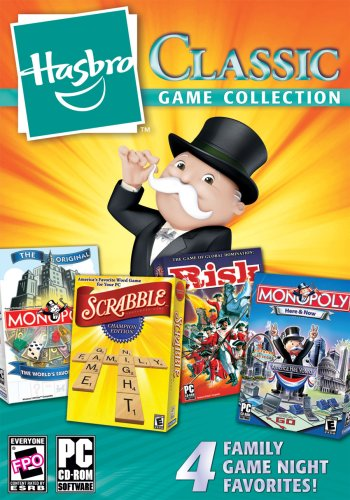 Hasbro Classic Game Collection