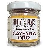 CAYENNA ORO Amabile Delicato MODERATO Piccante Peperoncino in POLVERE 10g vaso
