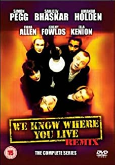 We Know Where You Live - Remix - The Complete Series