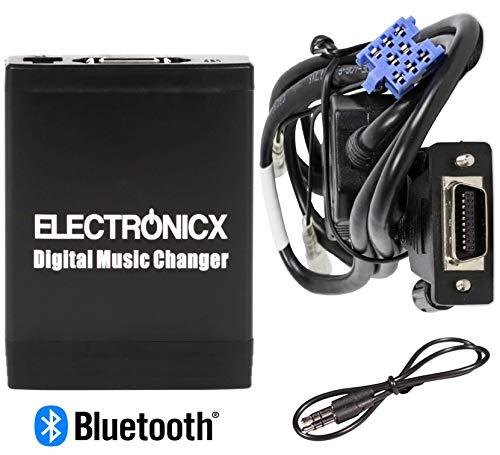 Elec-M06-REN8-BT Musik Adapter USB SD AUX mit Bluetooth Freisprecheinrichtung Auto CD-Wechsler Originalradio