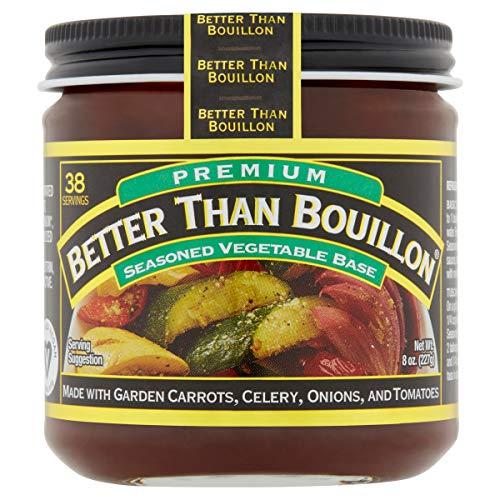 Better Than Bouillon Seasoned Vegetable Base, 8 oz