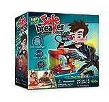 YuLu- Spy Code Safe Breaker Disyuntor Seguro de código espía, Color Rosso (YL016)