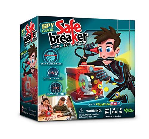 YULU YL016 Spy Code Safe Breaker, czerwony