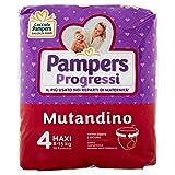 Progress Panties Maxi Size 4 (8-15kg) 19 Diapers Taglia 4 (19 Unità) - B07FNXRMGV