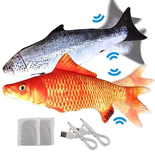 potente comercial peces para gatos pequeña