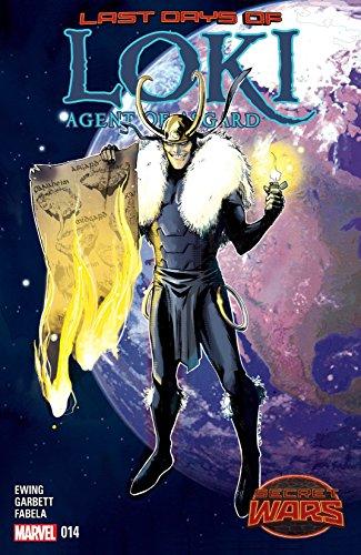 Loki: Agent of Asgard #14 (English Edition)