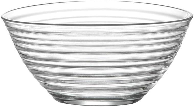WWFAN shipfree Salad Glass Bowls Fruit Rice As Ramen 22CM Diameter Bowl Omaha Mall