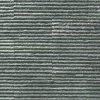 レッジストーン 割肌 壁用石材 石 壁 石貼り 石張り 天然石 パネル 石材 緑 山型グリーン 約150×600mm 4枚