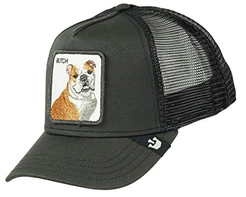 Goorin Bros Trucker Cap Butch/Dog Black - One-Size