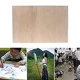 Manyo Hölzern Zeichenplatte, A3 Größe -Art Painting Table-Skizzenbuch-Palette, ideal zum Skizzieren, Auswahl, Leinwand Gemälde und Ölgemälde.