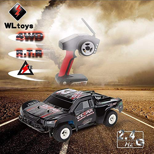 RC Short Course Truck kaufen Short Course Truck Bild 1: ZMH Fernbedienung RC Racing Car 1 24 2,4 G Elektrisch Geb rstet 4WD RTR RC Auto RC Drift Kids Toys Christmas Boys Kinder Geschenke*