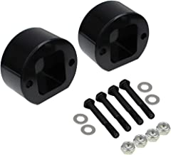 Liftcraft - 2.5 Inch Front Leveling Kit for 1999-2004 Land Rover Discovery II (2WD + 4WD) 6061T6 Aircraft Billet Spring Spacers Lift Kit (2pc Front Kit)