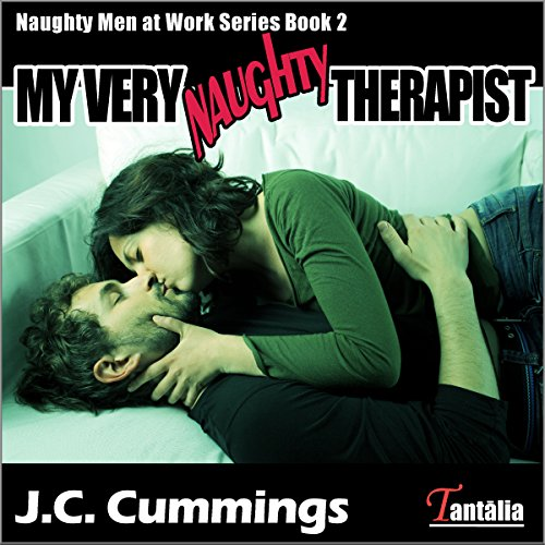 My Very Naughty Therapist audiobook cover art