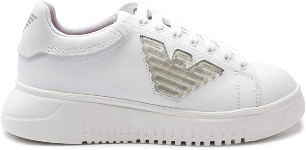 Emporio Armani Women's Sneaker Walking Shoe