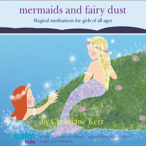Mermaids & Fairy Dust audiobook cover art