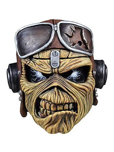 Adult Iron Maiden Aces High Eddie Mask