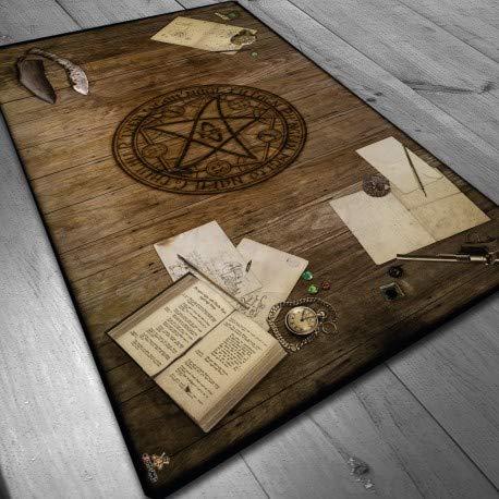 Tapete de Neopreno 150x90 cm - Mesa Lovecraft