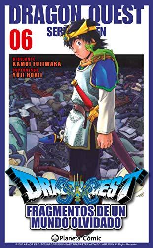 Dragon Quest VII nº 06/14: Fragmentos de un mundo olvidado