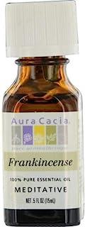 Aura Cacia Frankincense Essential Oil 0.5 oz