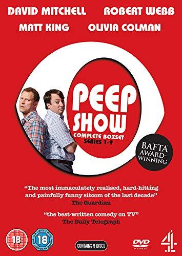 Peep Show: 1-9 (BOX) [9DVD] (IMPORT) (Keine deutsche Version)