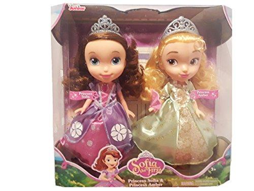 Princess Sofia the First & Princess Amber Doll