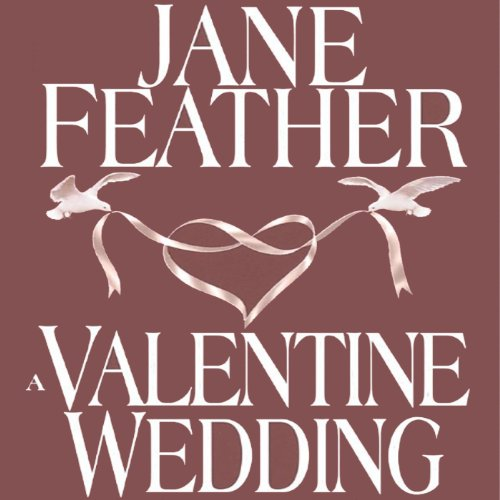 A Valentine Wedding audiobook cover art